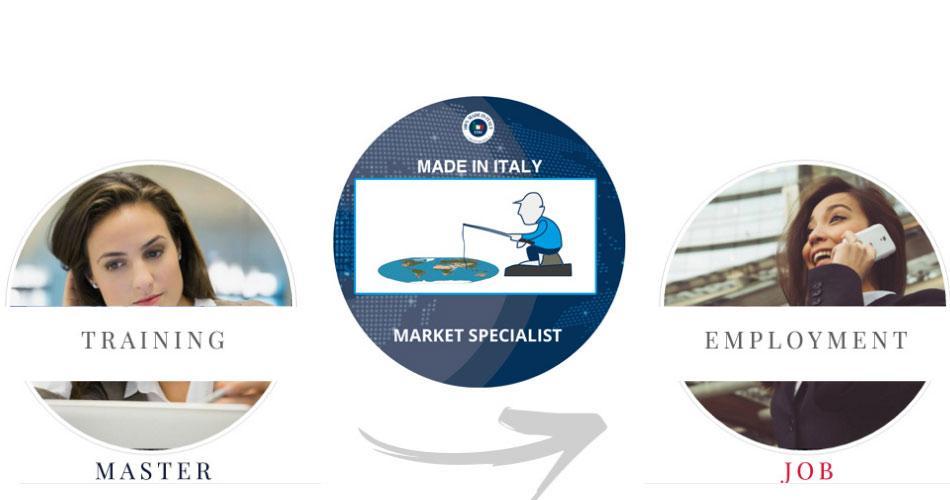 Markets Specialist Master & Job - Lo Specialista dei Mercati per le aziende