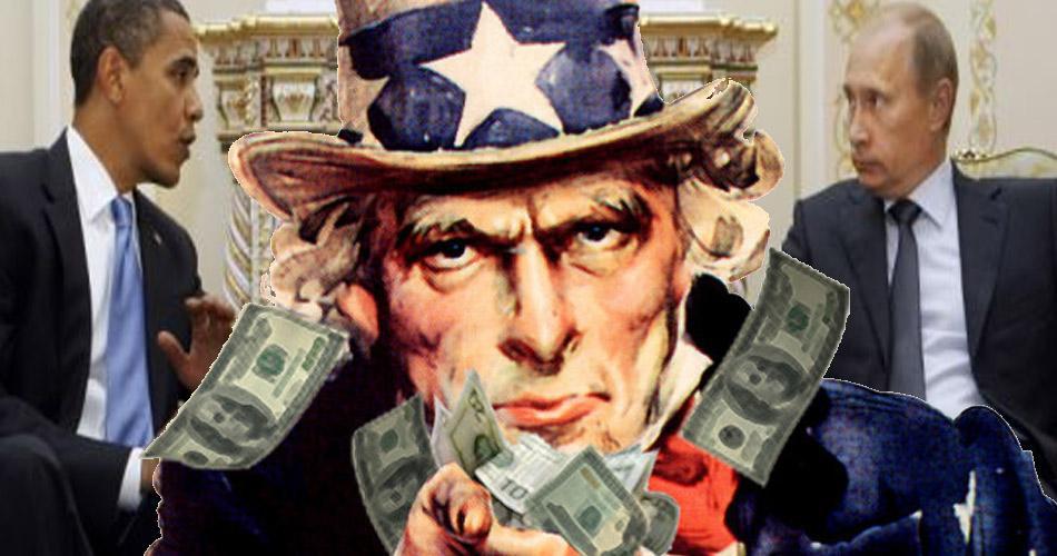 ASPETTIAMO ANCORA ? - Le sanzioni alla Russia? Giovano solo alle Imprese Usa