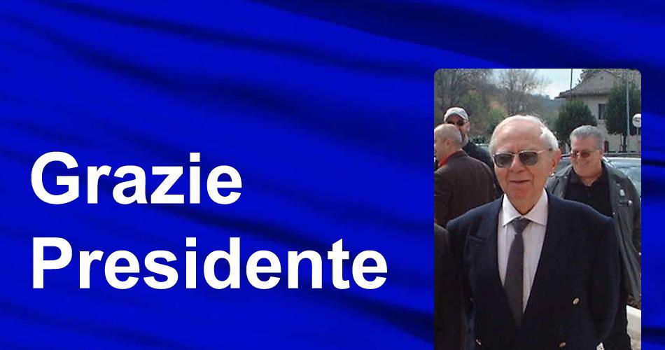 Grazie Presidente